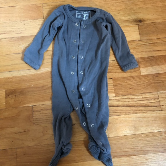 Loved Baby footie one piece 0-3 months